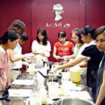 99/5台中上城社區美容保養DIY