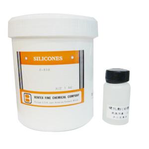 矽膠1kg (附硬化劑)
