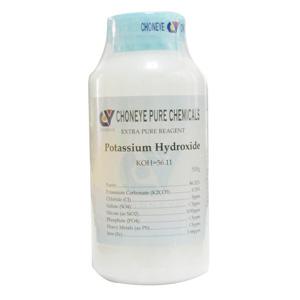 氫氧化鉀(試藥級)500g